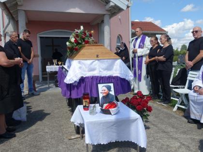 Sahranjena Ana Orkić, majka vrhbosanskog svećenika preč. Ilije Orkića