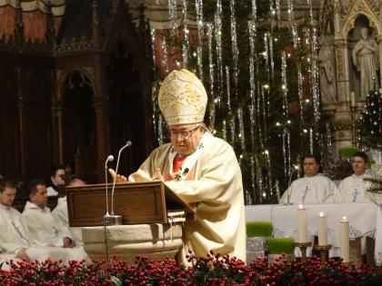 Misnim slavljem na Bogojavljenje kardinal Puljić obilježio 30. obljetnicu biskupskog posvećenja