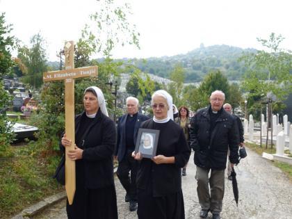 Sahranjena milosrdnica s. Elizabeta Tunjić
